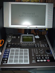 Roland MV8000 Production Workstation by SHEEmusic