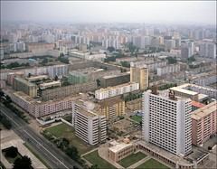 pyongyang (quixotic54) Tags: mamiya film mediumformat cityscape fuji north korea velvia 6x7 50 coolscan northkorea 9000 pyongyang dprk 65mm 7ii autaut nikonsupercoolscan9000ed