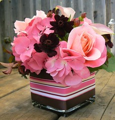 535116479 a6d245152c m Baú de ideias: Decoração de casamento rosa e marrom I