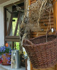 cottage wreath