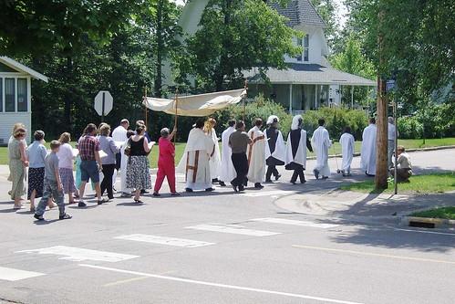 Papist Parade