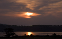 Sunset, Killarney National Park