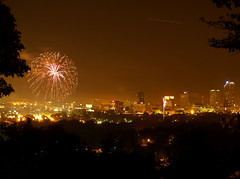Little Rock fireworks