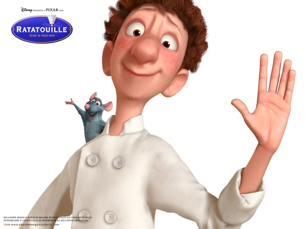 Ratatouille Remy Chef Pinterest • The worl...