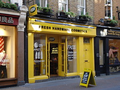 Picture of Lush, Carnaby Street