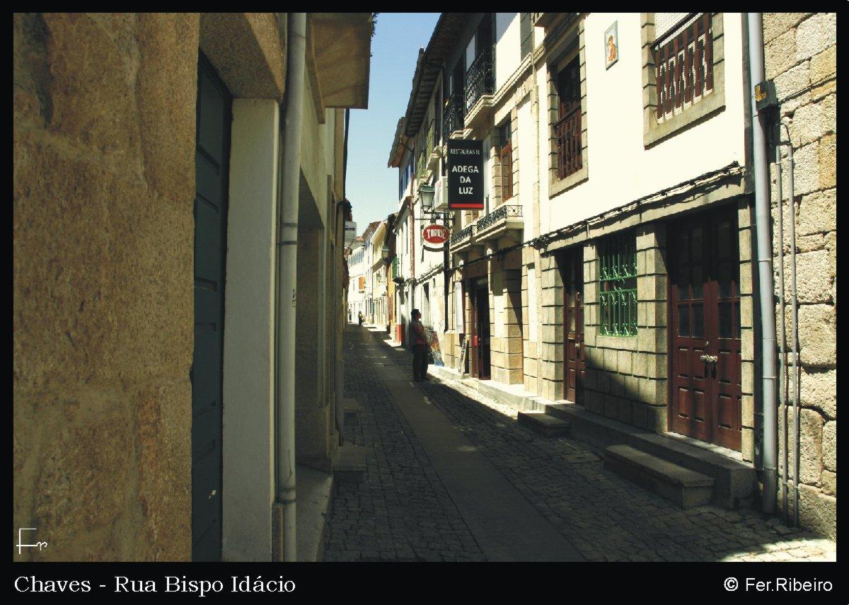 Rua Bispo Idácio