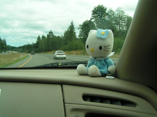 Roadtrip With Hello Kitty!
