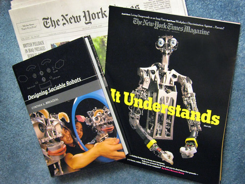 NYT Magazine article about robotics at MIT