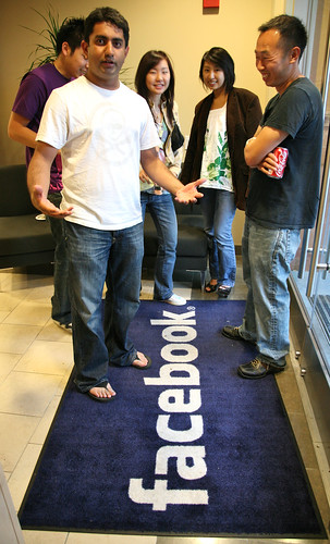 Lunch 2.0 Happy Hour at Facebook