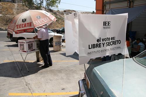 """""""El Voto Es Libre Y Secreto"""""""