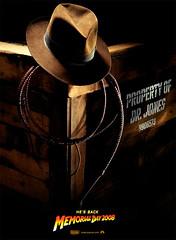Poster Indiana Jones IV