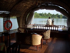 Living Room on the Backwaters