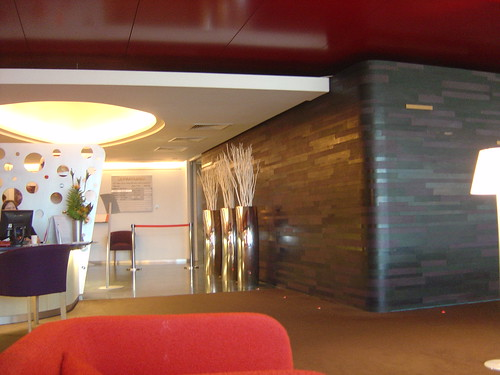 Virgin Atlantic Lounge Gatwick