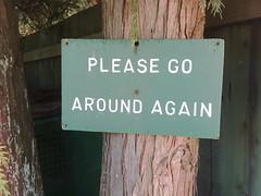 Polite Sign - by nedrichards