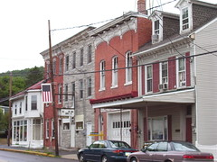 Tremont Town Block (Coal Cracker of Tremont PA) Tags: old history rural buildings town mainstreet pennsylvania coal tremont schuylkill schuylkillcounty northeastpa anthracite coalcountry tremontpa tremontpennsylvania