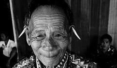 Decorated (voss) Tags: d50 sarawak malaysia borneo soe gawai bungan punan shieldofexcellence punansama happinessconservancy