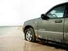 Run Away (aZ-Saudi) Tags: blue sea sky car sand horizon away run arabic saudi arabia ksa arabin ِarabs