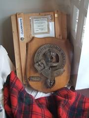 The Robertson Clan Crest