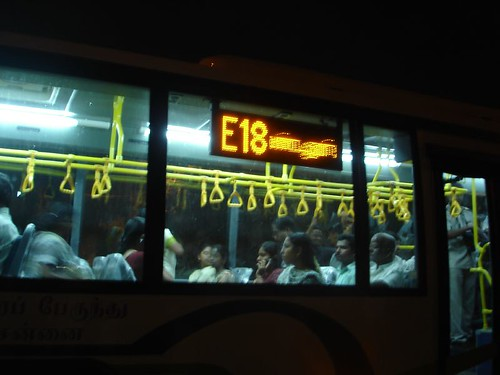 two line digital display in tamil and english