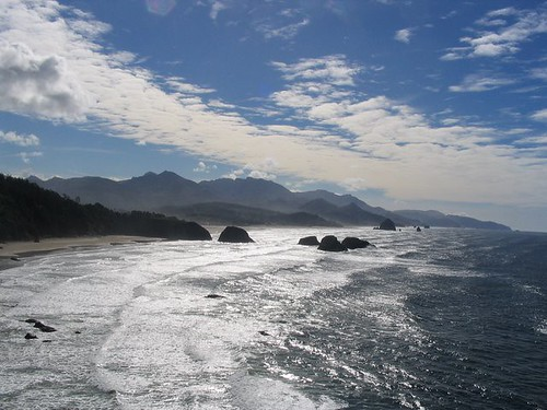 Cannon Beach on Oregon's Coast