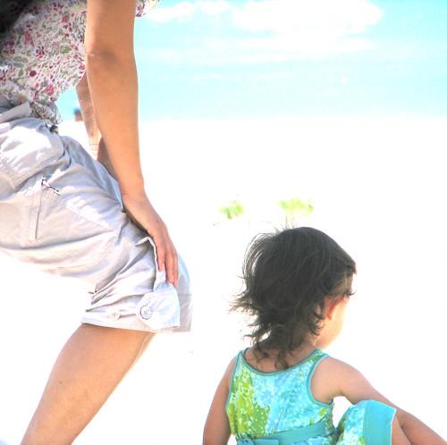 beach photo shoot {one}