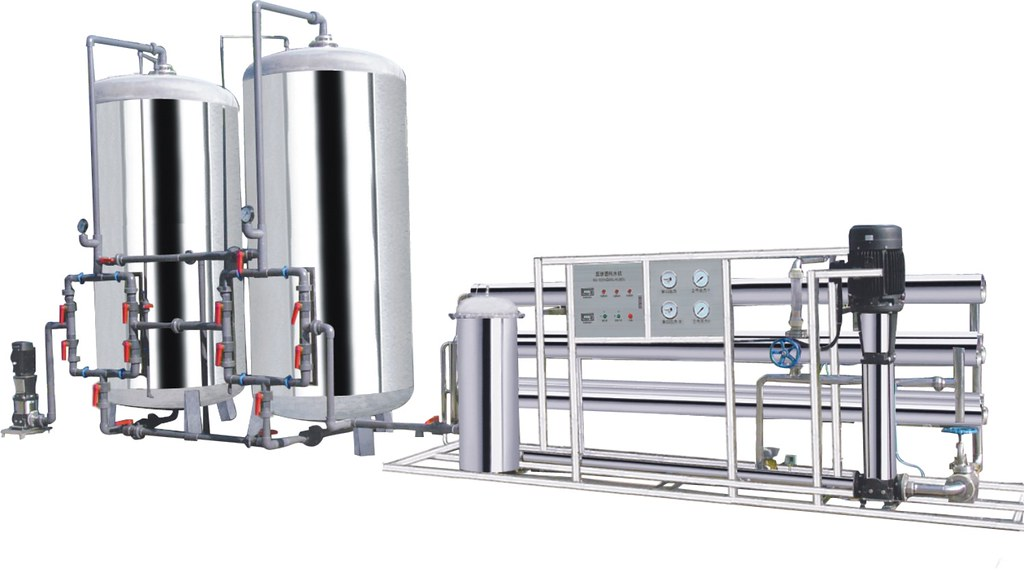 Mineral water machinery