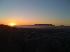 SF Sunset from Tank Hill - 13
