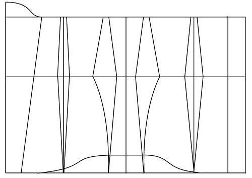 Underbust corset pattern - 28