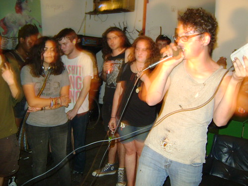 Narwhalz at Silent Barn 06-23-10 2