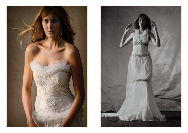 Editorial Bridal Fashion, Catherine Colubriale Couture, Sydney Australia