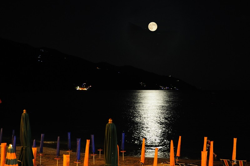 Moonlight In Monterosso