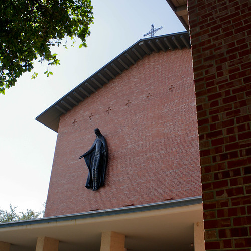 Parker Chapel, Trinity University by _jjph, on Flickr