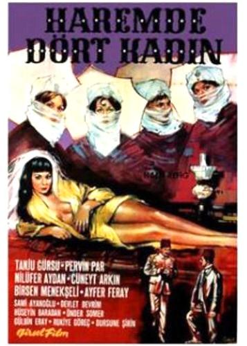 Eski türk filmi afişleri