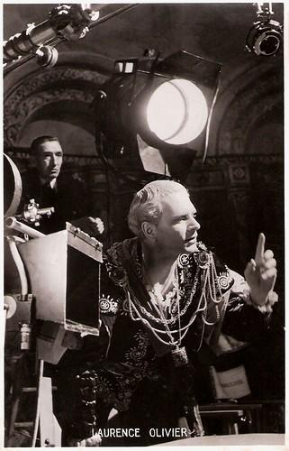 Laurence Olivier, Hamlet