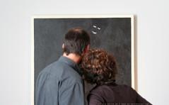 documenta 12 | Kerry James Marshall / Single Invisible Man | 1986 | Aue-Pavillon