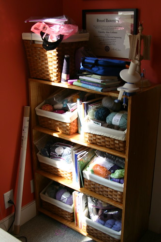 The Bookcase of Yarn
