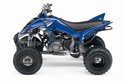 Yamaha Raptor R Battery Powered
