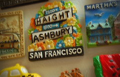 Haight-Ashbury - by Zeetz Jones