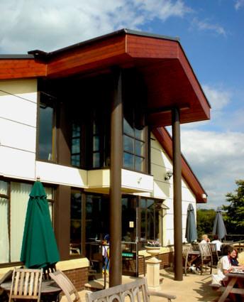 Hays garden world (cafe)