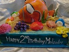 Nemo Cake (kellysweetrewards) Tags: fish cakes cake kids finding nemo sweet kellys rewards kidscake uniquecakes kellyssweetrewards specialtycakes kellysweetrewards sweetrewards cakesinct cakesinconnecticut