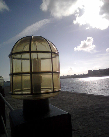 Estoril Lamp