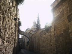 Eglise - Jérusalem