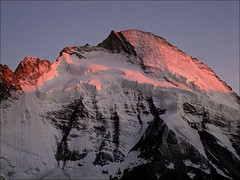 last light on dent d'hrens (Ron Layters) Tags: pink sunset orange mountain nature digital canon geotagged switzerland interestingness explore digitalcamera wallis alpenglow valais pentaxmz10 mountainsalps elevation40004500m flickrfly dentdherens mattertal ronlayters dentdhrens canonixuswireless geo:lat=459694 geo:lon=76098 4171m albental nearzermatt summitistheitalianswissborder summitdentdhrens altitude4171m highestpositioninexplore262onsaturdayjanuary52008