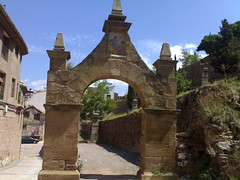 Arco de nuevo (torresburriel) Tags: castillo moraderubielos maestrazgo