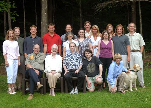 2007 Brakeley Family BEFORE