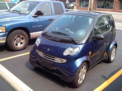 Blue Smart ForTwo