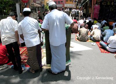 Street-Prayers