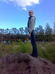 Kukkulan kuningas (Tonni H.) Tags: finland helsinki suvi haaga