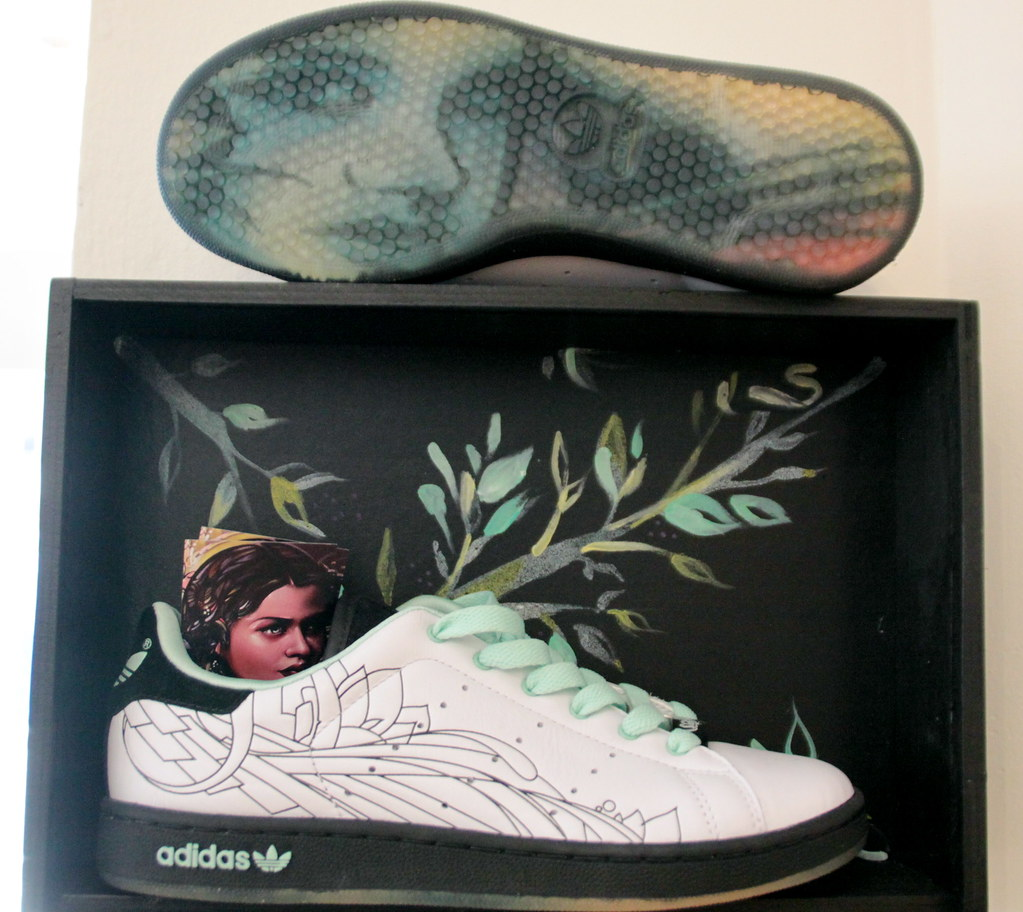 """Siloette Adidas"" by Siloette"