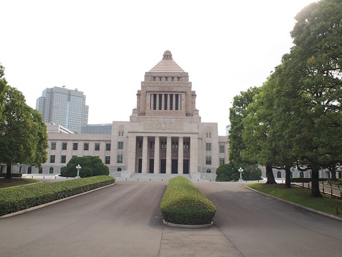 National Diet Building (JAPAN) - 05